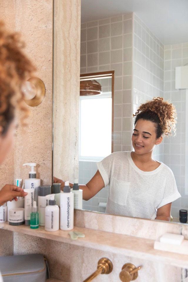 Beauty-Pflege spielt im Leben eine wichtige Rolle