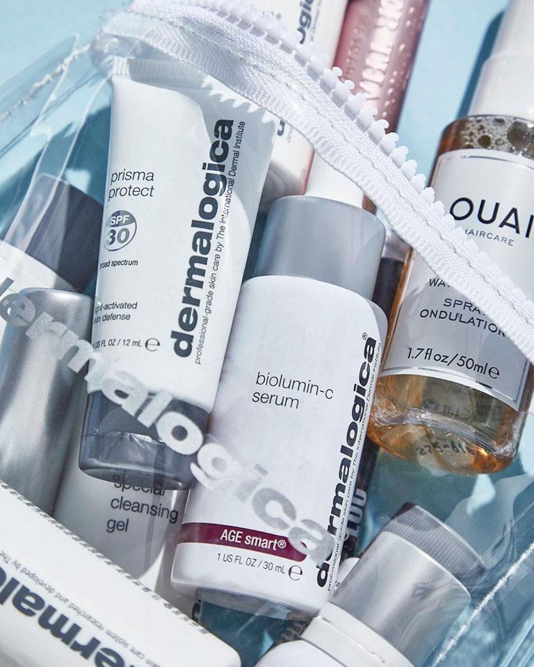 Gesichtspeeling Hautpflege Produkte