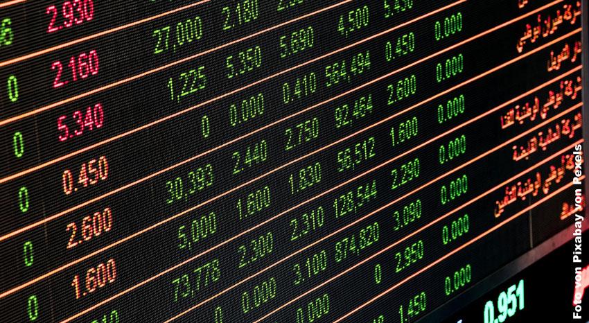 Schwierige Zeiten für Banken, Bankgesellschaften und Kreditinstitute