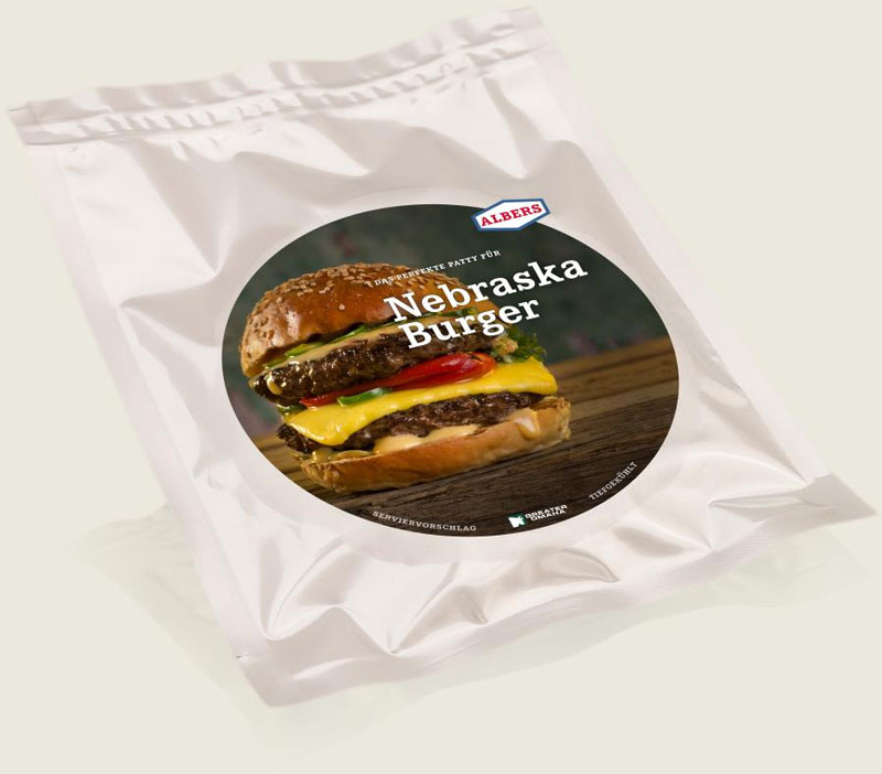 Leckere Burger Patties
